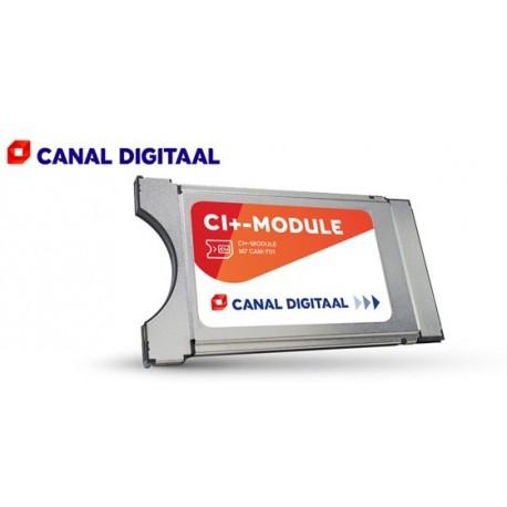 Pcmcia Module CI+ Canal Digitaal
