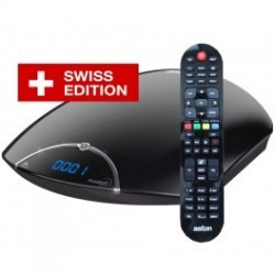 Aston Bis HD compatible Bis - Switzerland, Hot-Bird + HDD