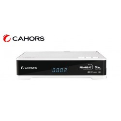 Receiver 2 x compatible USB PVR HD Viaccess card Switzerland Bis