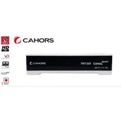 Cahors Teox TNTSAT with card TNT Sat HD