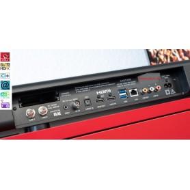 Récepteur SAt TV 4K CI+ et Barre de Son Sonat 1