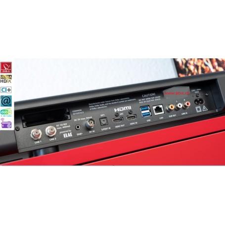 Récepteur SAt TV 4K CI+ et Barre de Son Technisat Sonata 1