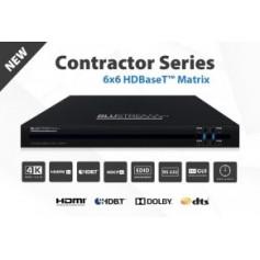 Matrice HDMI-HDBaseT 8x8 4K PoH 70m