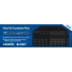 Matrice HDMI-HDBaseT 6x6 4K PoH