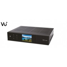 Vu+ DUO 4K SE 2x DVB-S2 MPEG2, MPEG4, H.264, H.265