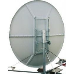 Parabel 240 cm Satellitenschüssel