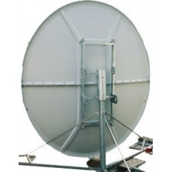 Parable 240 cm satellite dish