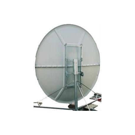 Antena parabólica de parábola 240 cm