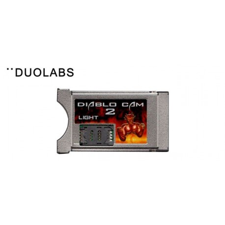 Duolabs Diablo Light 2