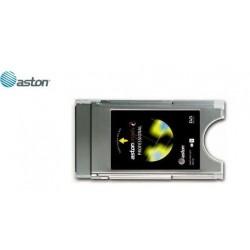 Aston AstonCrypt PRO módulo de PCMCIA com capacidade de descodificar Multi PIDs Mediaguard