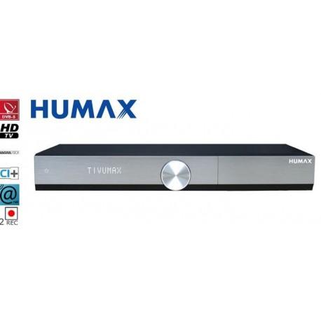 Humax Tivumax HDR1001-S + carta Tivùsat