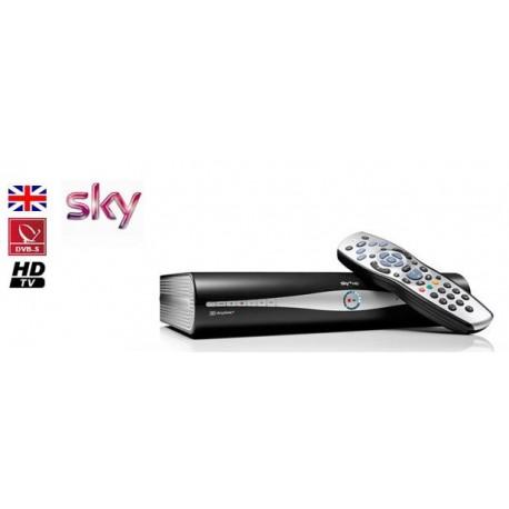 UK digital sky + HD