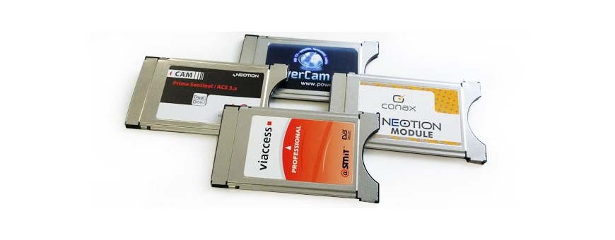 Module pcmcia Smartcam.