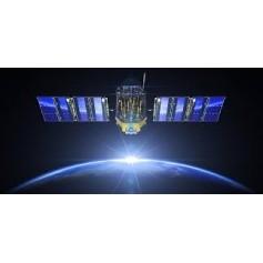 Birs + Astra, antenna satellitare, parabola per l'antenna satellitare, riflettore parabolico per ricevere Hot bird + Astra