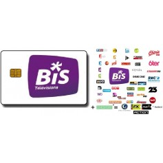 Decodificador Compatible Bis TV, abbis, Bis tv