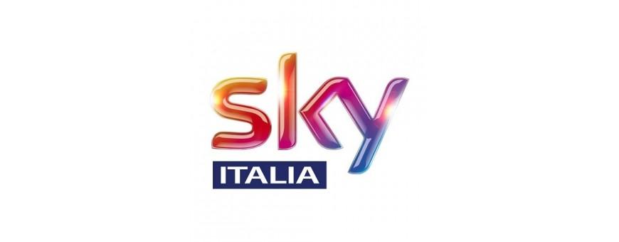 Decodificador compatible con Sky italia